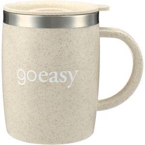 Dagon Wheat Straw Mug w/ Stainless Liner 14oz