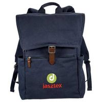 """Alternative Mid 15"""" Cotton Computer Backpack"""