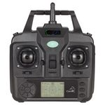 Custom Remote Control WiFi Drone with Camera