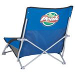 Custom Low Sling Beach Chair (300lb Capacity)