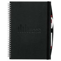 "7.75"" x 10"" Hardcover Large Spiral JournalBook"