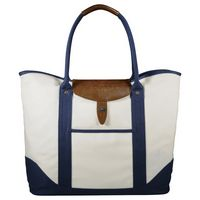Cutter & Buck Legacy Cotton Canvas Boat Tote