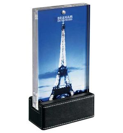 Custom Metropolitan Acrylic Frame