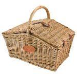 Custom Picnic Time Piccadilly Picnic Basket