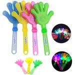 Party Club LED Flashing Hand Clapper