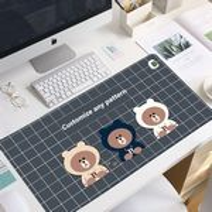 Custom Warm Desk Pad
