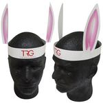Rabbit Ears Headband with Stock Graphic