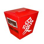 Custom Chinese Take-Out Style Box