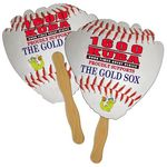 Glove Hand Fan Full Color (2 Sides)