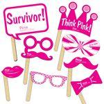 Custom Selfie Kit Breast Cancer Awareness - Offset printed
