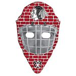 Hockey Mask Paper Window Sign (Approximately 8