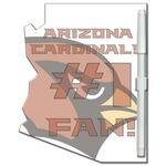 Custom Arizona State Offset Printed Memo Board