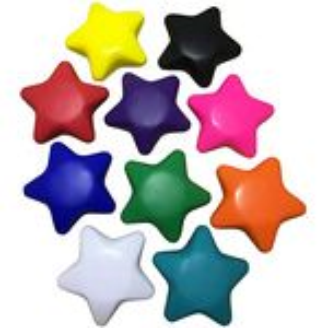 Star Stress Balls