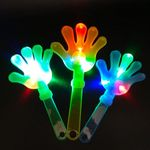 Led Plastic Toy Hand Clapper
