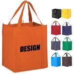 Custom Non Woven GroceryTote Bag
