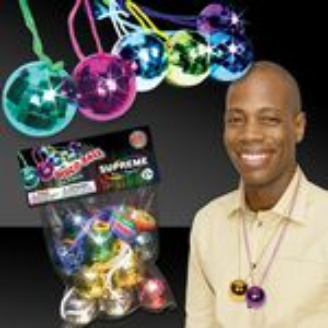 Custom Disco Ball Necklace