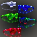 LED Trendy Sunglasses with Sound Reactive Option