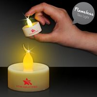 "1 1/2"" LED Tea Light Candles"