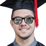 Class of 2020 Black Billboard Sunglasses