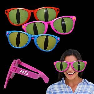 17033a5ab8c Jumbo Cat Eye Billboard Sunglasses - BIL270 - IdeaStage Promotional Products
