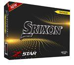 Srixon New Z-Star 7 YELLOW Golf Ball - Dozen Box