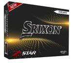 Srixon New Z-Star 7 Golf Ball - Dozen Box