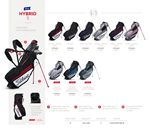 Titleist New Hybrid 5 Stand Bag - Embroidered