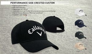 Callaway Men s Performance Custom Crested Golf Cap - Custom Side Logo -  AC-1902 - IdeaStage Promotional Products 9e2a3c55cb31
