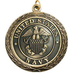 Custom Imprinted Navy Award Medals!