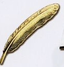 Custom Stock Education Lapel Pins (Quill)
