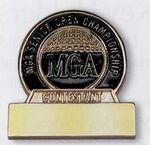 Contestant Badge Lapel Clip
