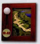 Rosewood Finish Hole In One Frame for 5