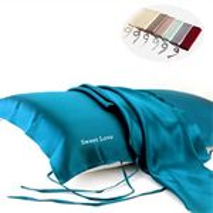 Custom Custom Mulberry Silk Pillowcase Towel Travel Comfort Kit