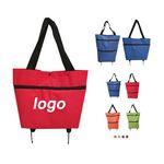 Custom Folding Shopping Cart