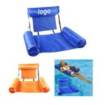 Custom Inflatable Foldable Floating Row Backrest