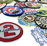 Embroidered Emblems/Custom Embroidered Patches