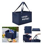 Custom Collapsible Shopping Box Tote Bag