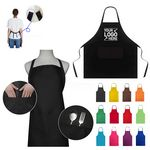 Custom Apron with Front Pockets