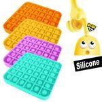 Pop Fidget Toys (Square)