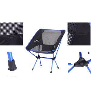 Custom Outdoor Portable Folding Chair