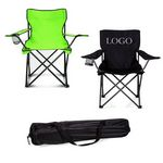 Custom Folding Chair With Carrying Case