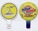 EXP Tennis Ball Rally Fans