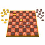 Custom Table Top Checkers Game