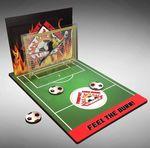Custom Table Top Soccer Game (8.875