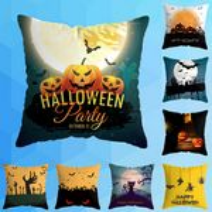 Customized Happy Halloween Pillow Case