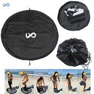 Custom Mesh Laundry Bag / Heavy Duty Drawstring Bag