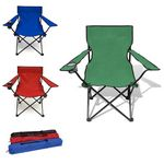 Custom Foldable Chair With Carrying Bag