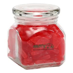 Swedish Fish in Sm Glass Jar