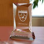Custom Achievement Dichroic - Small Award