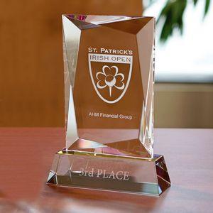 Achievement Dichroic - Small Award